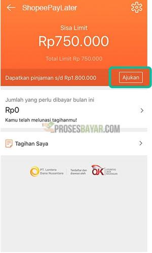 Ajukan Tambahan Kredit