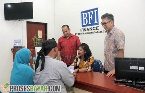 Cara Bayar BFI Finance Lewat ATM