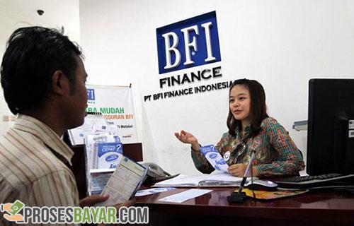 Cara Bayar BFI Finance