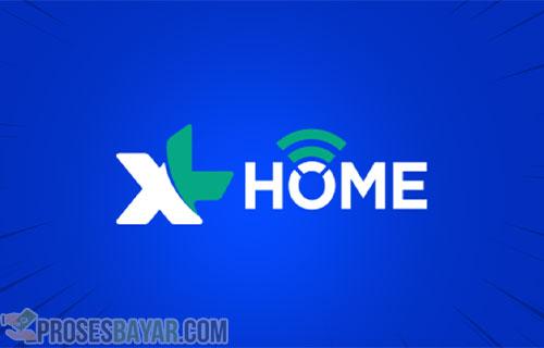 Cara Bayar XL Home Fiber