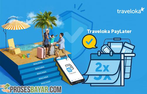 Cara Daftar Traveloka Paylater