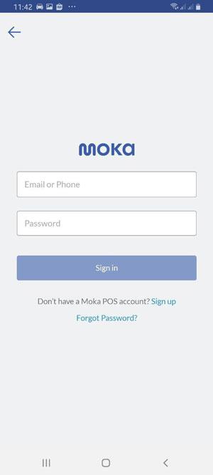 Sign Up Mokapay