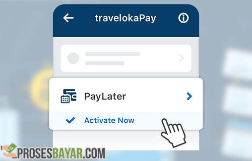 Traveloka Paylater disetujui
