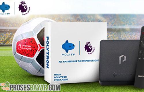 Cara Berlangganan Mola TV dan Harga Paket Mola TV Terbaru