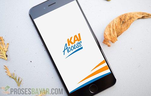 Cara Bayar KAI Access