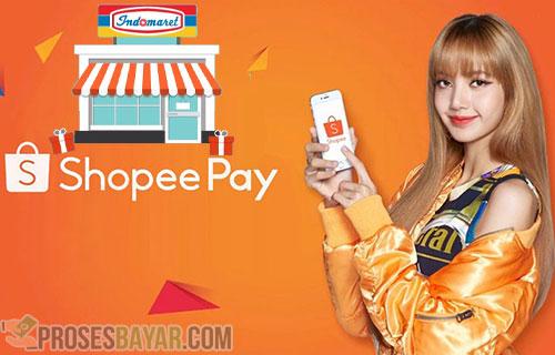 Cara Top Up ShopeePay Lewat Indomaret
