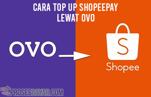 Cara Top Up ShopeePay Lewat Ovo