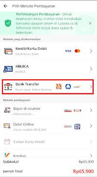 Bank Transfer 1