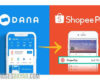 Cara Top Up Shopeepay Lewat Dana