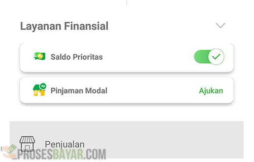 Layanan Finansial