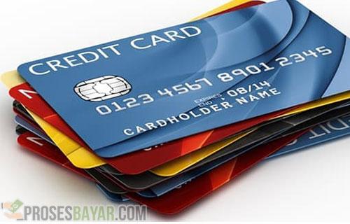 Lewat Kartu Kredit