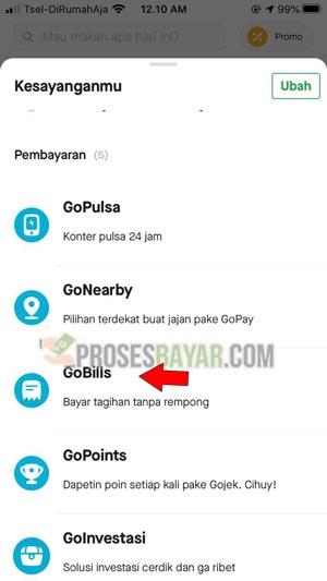 Pilih GoBills