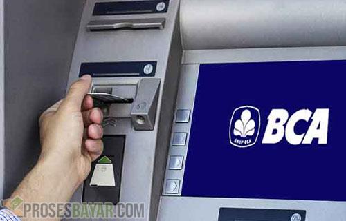 Bayar Angsuran BAF via ATM BCA