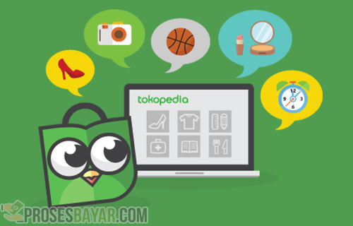 Cara Pilih Pembayaran Gopay di Tokopedia