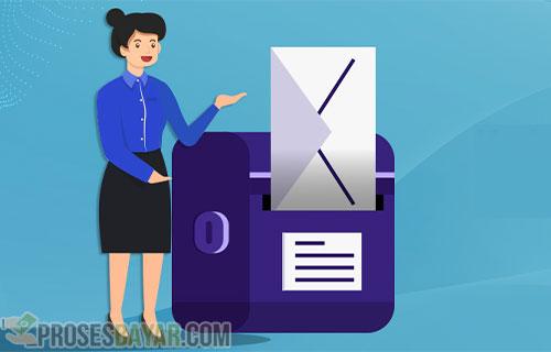 Cek Tagihan Lewat Email