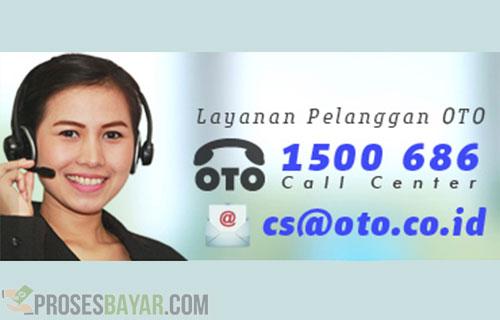 Cel Angsuran OTO lewat Call Center