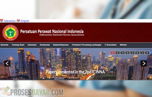 Buka Situs PPNI