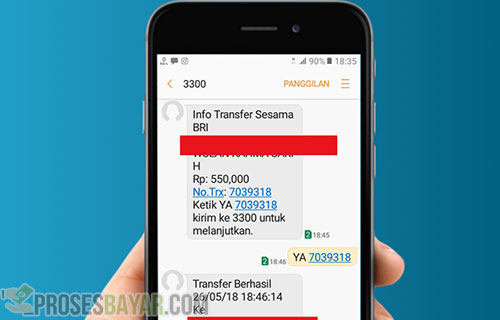 Cara SMS Banking BRI Terlengkap