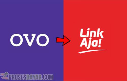 Cara Transfer OVO ke LinkAja Terbaru