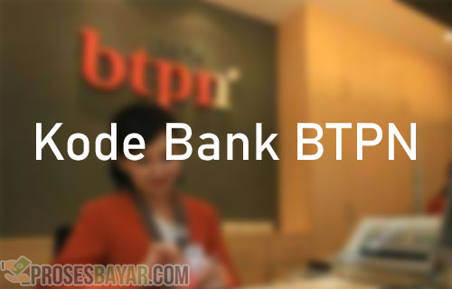 Kode Bank BTPN untuk Transfer Antar Bank