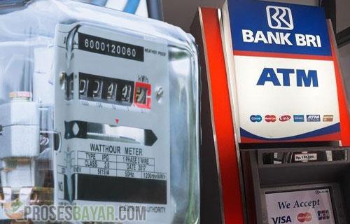 Cara Beli Token Listrik di ATM BRI dan Biaya Terbaru