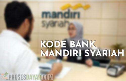 Kode Bank Mandiri Syariah Terbaru dan Kode Transfer di ATM