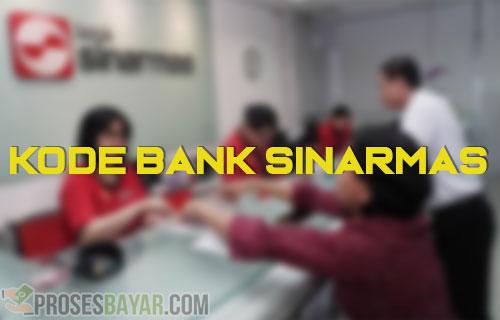 Kode Bank Sinarmas Terbaru