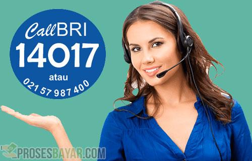Lewat Call Center BRI