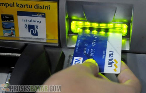 Transfer Mandiri ke BRI lewat ATM