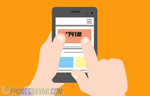 Transfer SMS Banking Sesama Lewat USSD