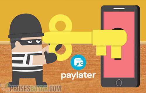 Akun Paylater Tidak Bisa Digunakan