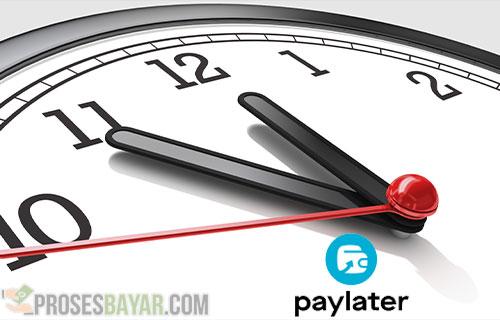 Batas Akhir Pembayaran Tagihan Paylater Gojek