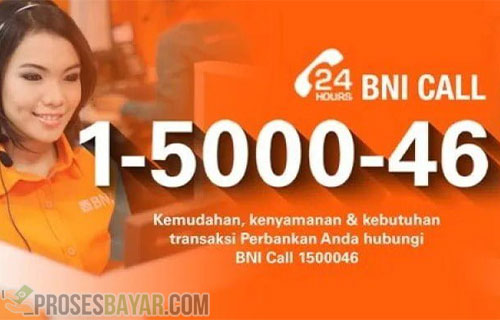Call Center 24 Jam Bank BNI Syariah