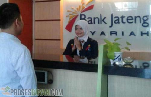 Cara Buka Rekening ATM Bank Jateng Syariah