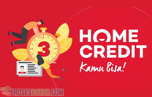 Info Syarat Kredit Home Credit Biaya Denda dan Bunga