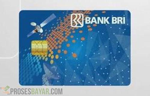 Kartu ATM BRI Private Label