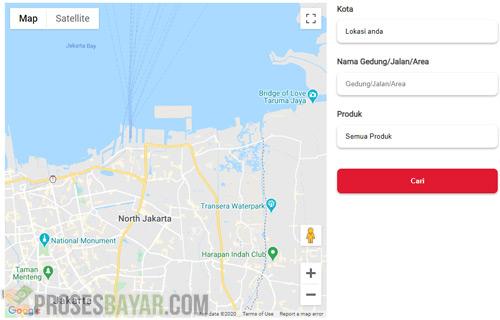 Wilayah Jangkauan Home Credit