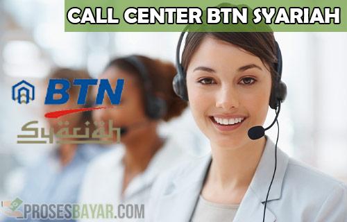 Call Center Bank BTN Syariah
