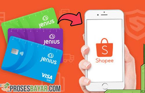 Cara Top Up ShopeePay Lewat Jenius Beserta Biaya Minimal