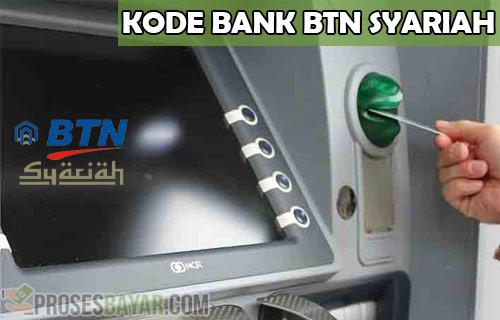 Kode Bank BTN Syariah dan Cara Menggunakannya