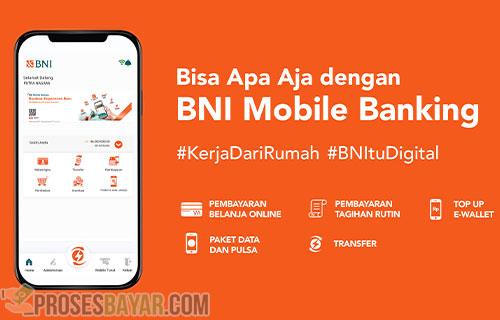 Lewat BNI Mobile Banking