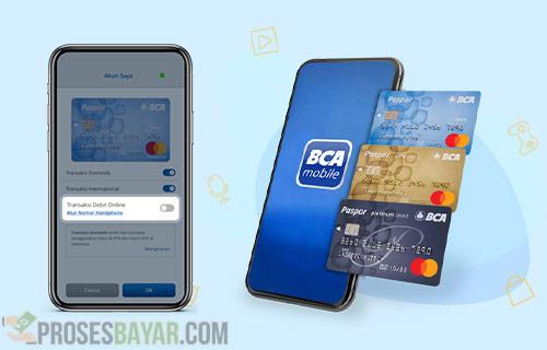 Syarat Aktivasi Debit Online BCA