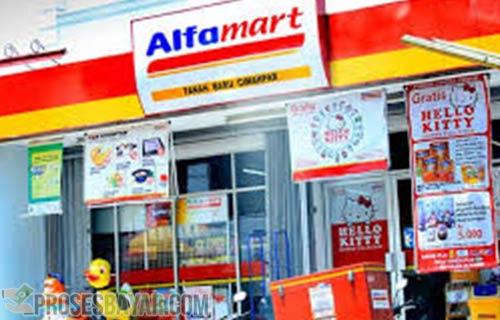 Bayar Paylater Lazada di Alfamart