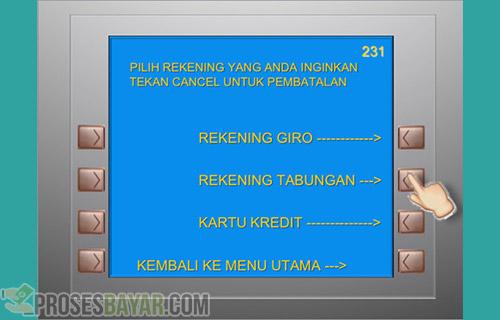 Bayar Virtual Account BNI dari Bank BNI