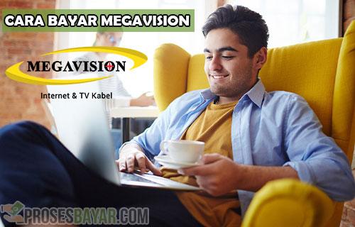 Cara Bayar Megavision Lewat Mandiri BCA Alfamart dan Blibli