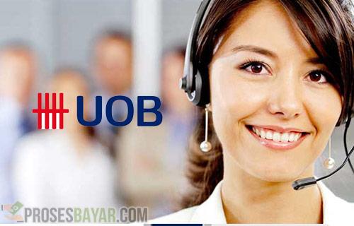 Call Center UOB Indonesia
