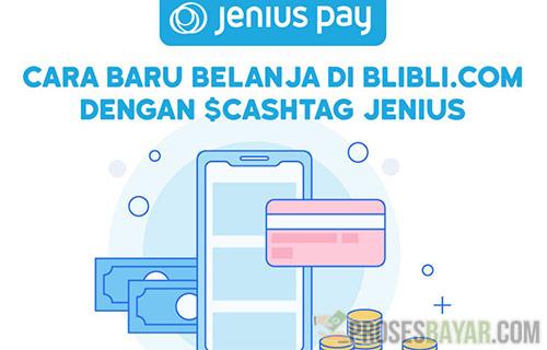 Cara Bayar Menggunakan Cashtag Jenius Pay