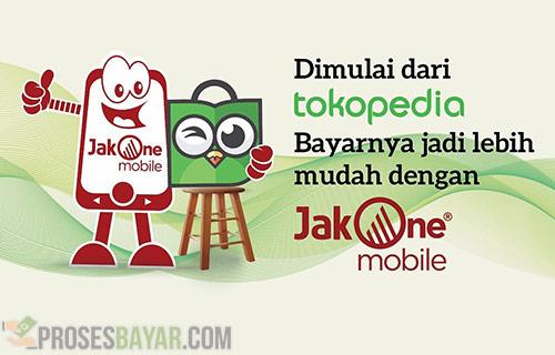 Cara Bayar Tokopedia Pakai JakOne Mobile DKI dari Syarat dan Biaya