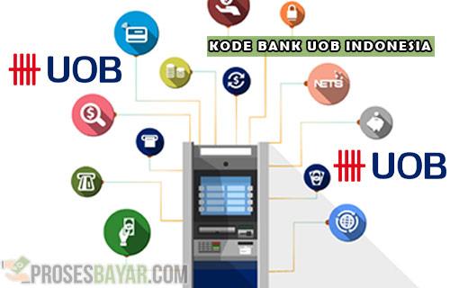 Kode Bank UOB Indonesia Terbaru dan Cara Menggunakannya