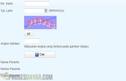 Lewat Website Resmi BPJS